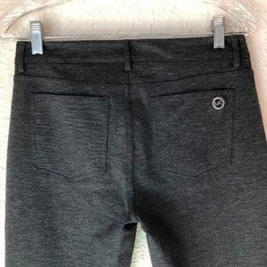 Michael Kors Knit Pants Leggings Dark Gray size 2